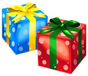 プレゼント (2)