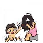 赤ちゃんを一人でお風呂に入れるには?今日から使えるノウハウ大公開!!