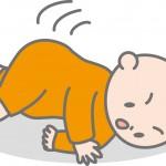 赤ちゃんの寝返りはいつから?平均的な開始時期と練習方法はコチラ!!
